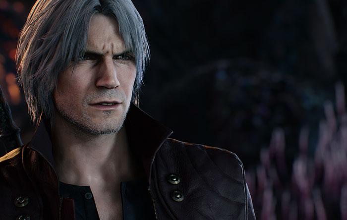 دانته دویل می کرای Dante Devil May Cry
