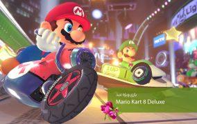 بازی ویژه نوروز - قسمت دوازدهم: Mario Kart 8