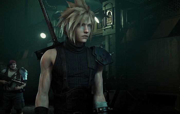 کلاد Final Fantasy 7 Cloud