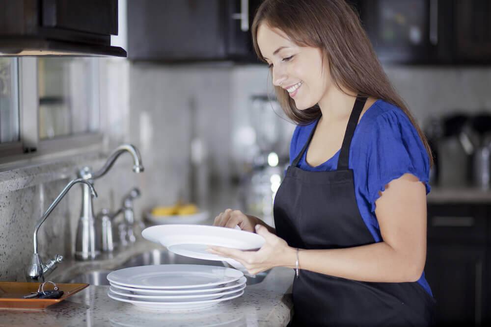 آشپزخانه بی عیب و نقص
