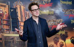 James Gunn کارگردان Guardians of the Galaxy