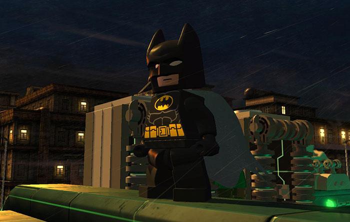 بازی Lego DC Super Heroes 2
