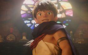 فیلم Dragon Quest: Your Story