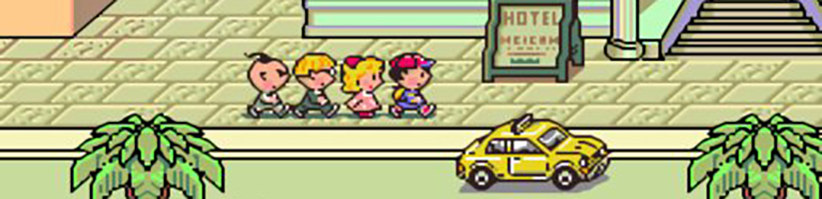 بازی Earthbound Mother 2
