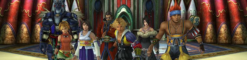 بازی Final Fantasy X