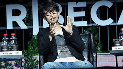 Hideo Kojima Tribeca 2019