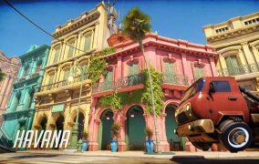 تریلر نقشه Havana بازی Overwatch