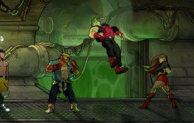 تریلر بازی Streets of Rage 4