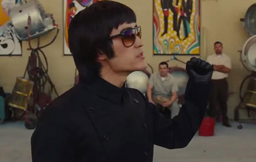 بروس لی در فیلم تارانتینو
