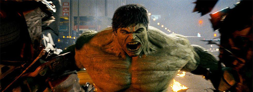 فیلم The Incredible Hulk