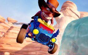 تریلر بازی Crash Team Racing