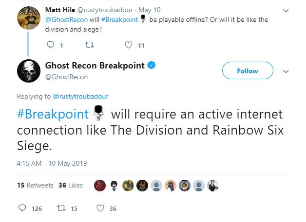 آنلاین بازی Ghost Recon Breakpoint