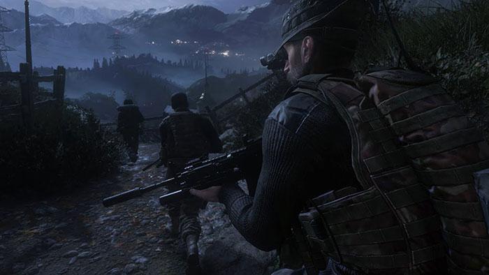 بازی Modern Warfare Remastered