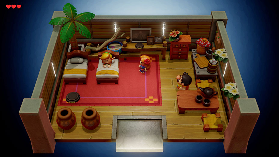 بازی Zelda Link's Awakening