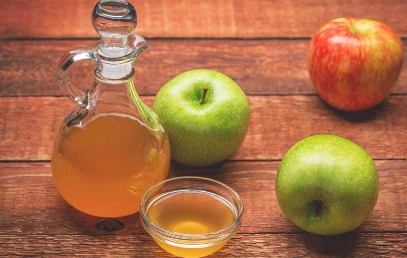 عوارض سرکه سیب