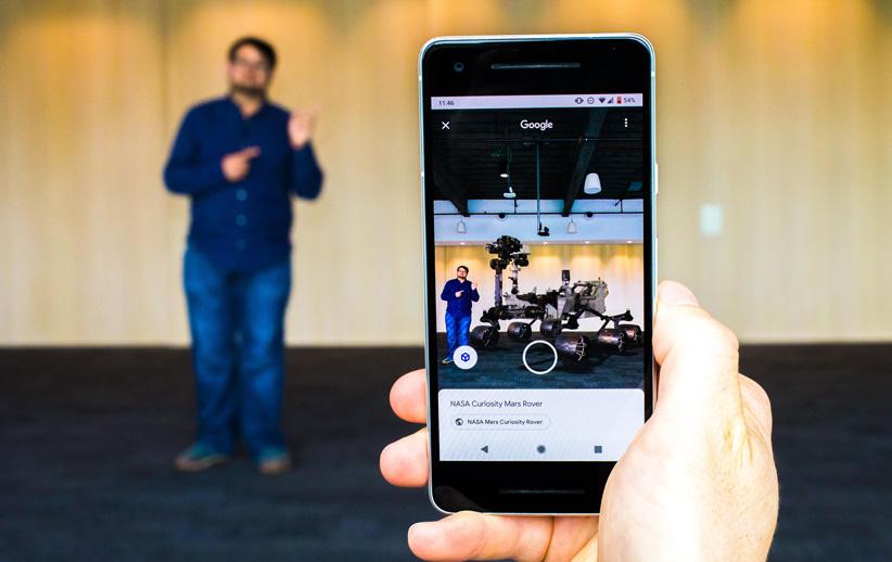 کنفرانس Google I/O