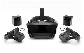 هدست واقعیت مجازی Index VR