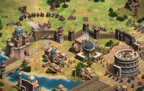 بازسازی بازی Age of Empires 2