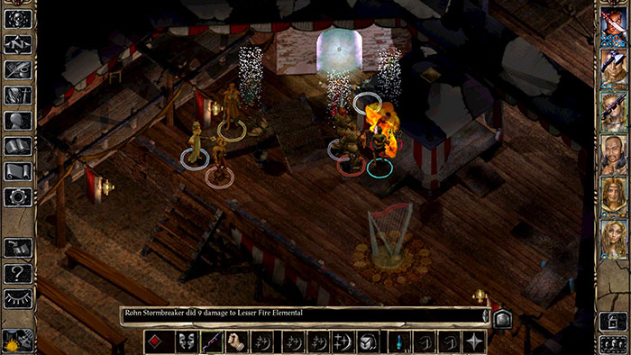 بازی Baldur's Gate Enhanced Edition