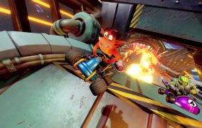 تریلر بازی Crash Team Racing: Nitro-Fueled