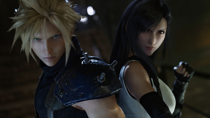 تریلر بازی Final Fantasy VII Remake