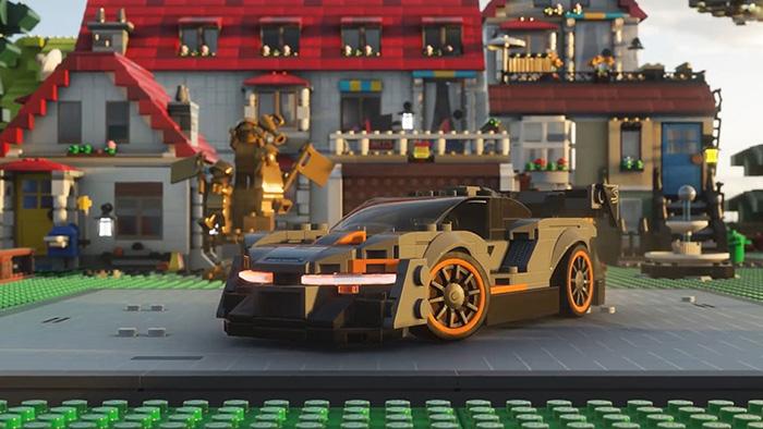 بازی Forza Horizon 4 Lego