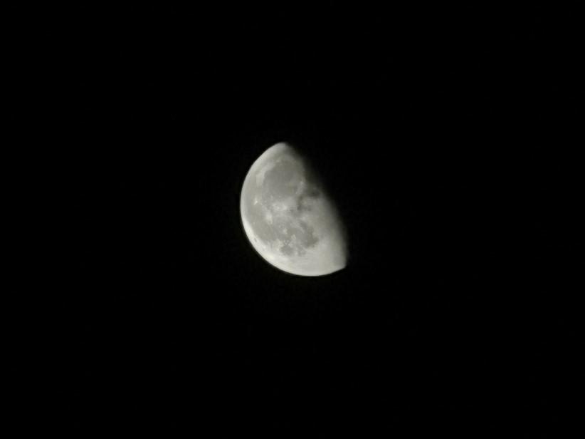 عکاسی از ماه با هواوی P30 Pro