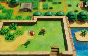 بازی The Legend of Zelda: Link's Awakening