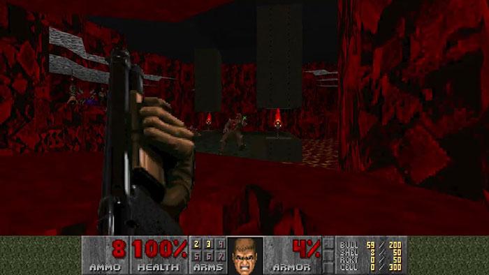 بازی Doom Sigil