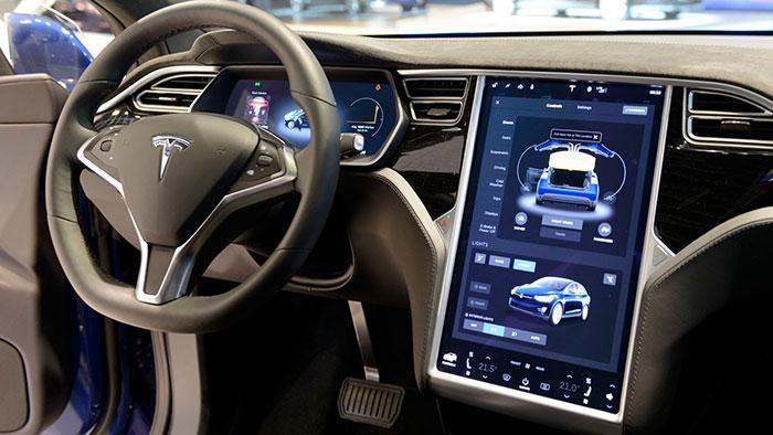 خودروی Tesla
