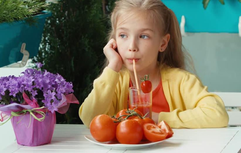 آب گوجه فرنگی سن ایچ
