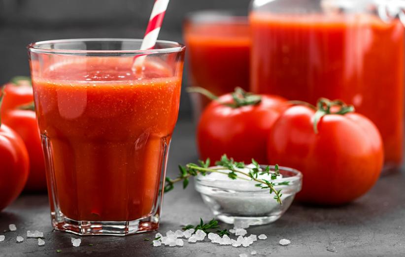 آب گوجه فرنگی و فشار خون