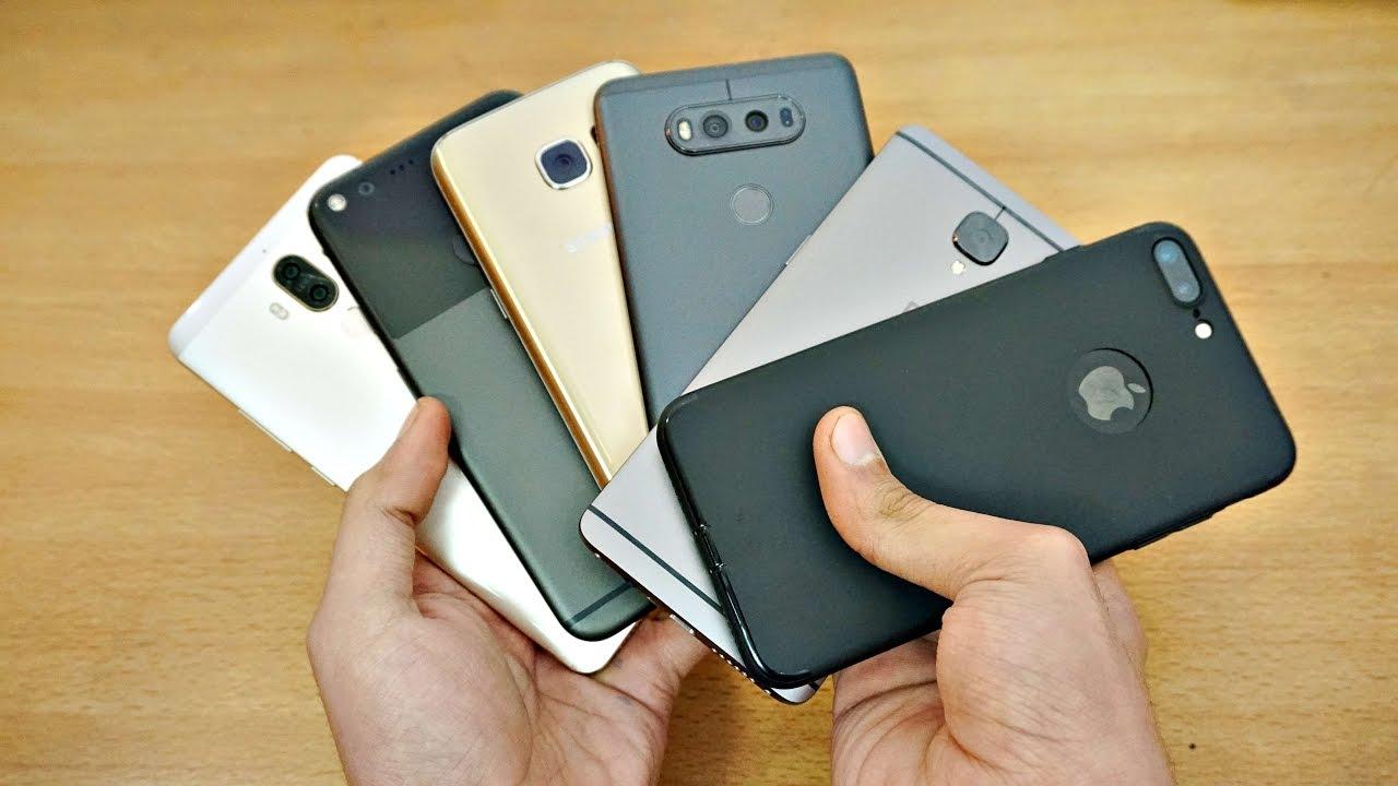 وضعیت قیمت گوشی موبایل