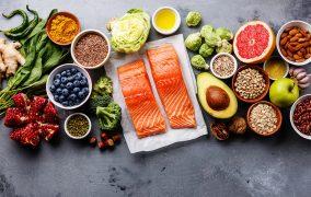 لیست غذاهای سالم