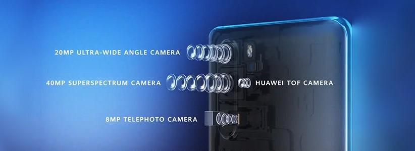 دوربین هواوی p30 پرو