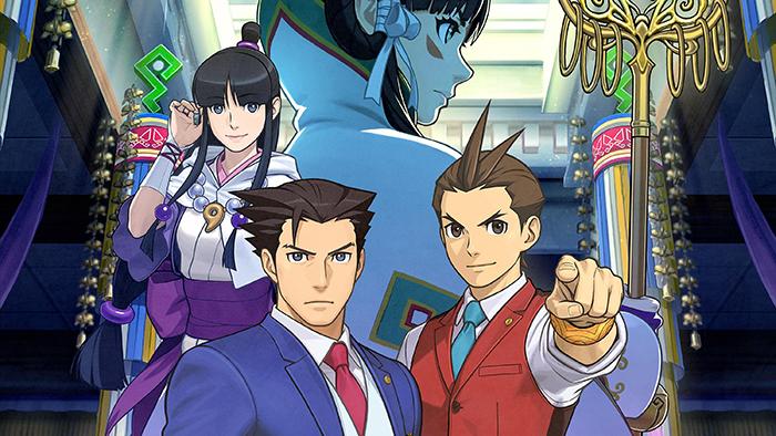 بازی Ace Attorney