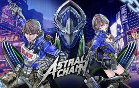 بازی Astral Chain
