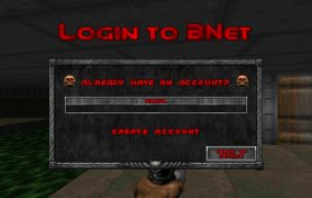 bethesda net doom login