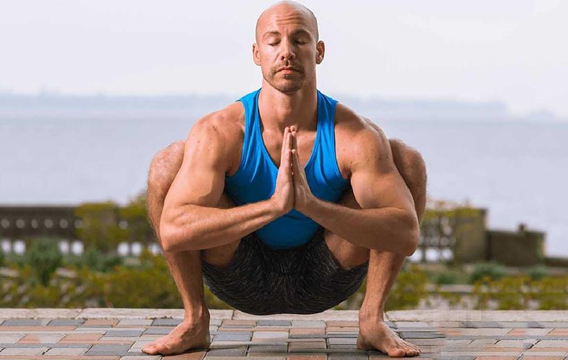 یوگا برای آقایان