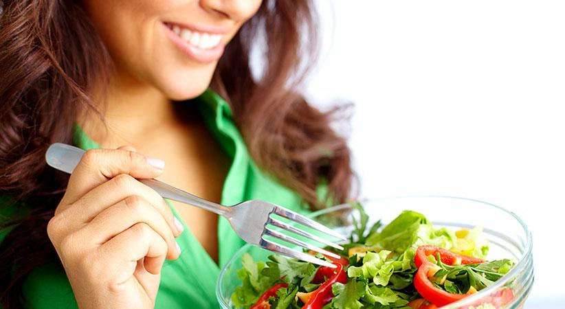 تغذیه سالم , مراقبت از پوست