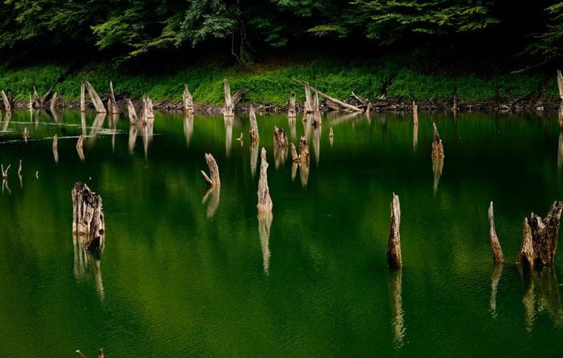 دریاچه چورت کجاست