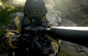 نسخه آزمایشی Call of Duty: Modern Warfare