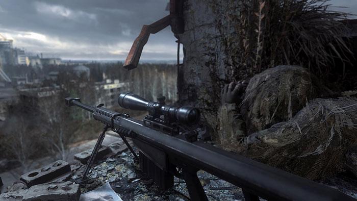 بازی Call of Duty: Modern Warfare Remastered