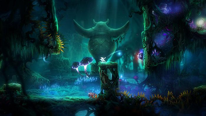 بازی Ori and the Blind Forest