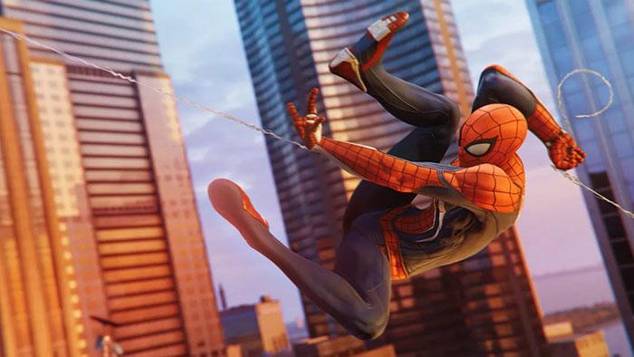 بازی Spider Man PS4