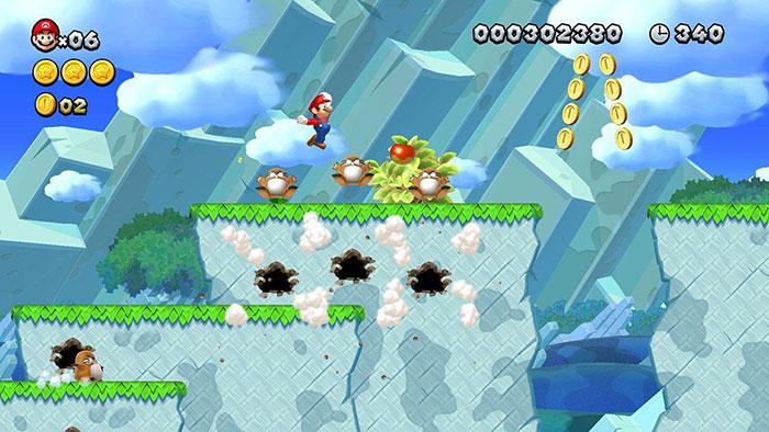 بازی New Super Mario Bros