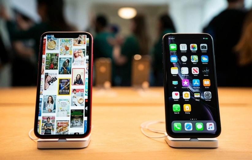 کاهش فروش گوشیهای اپل