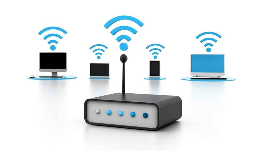 شبکه وای فای