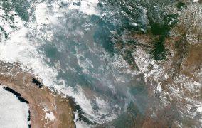 آتشسوزی جنگلهای آمازون