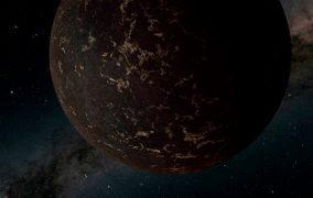 سیاره فراخورشیدی LHS 3844b
